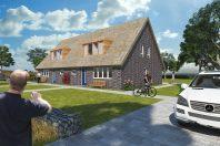 Doppelhaus auf Sylt