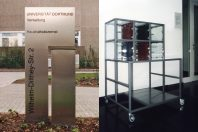 Designobjekte Universität Dortmund
