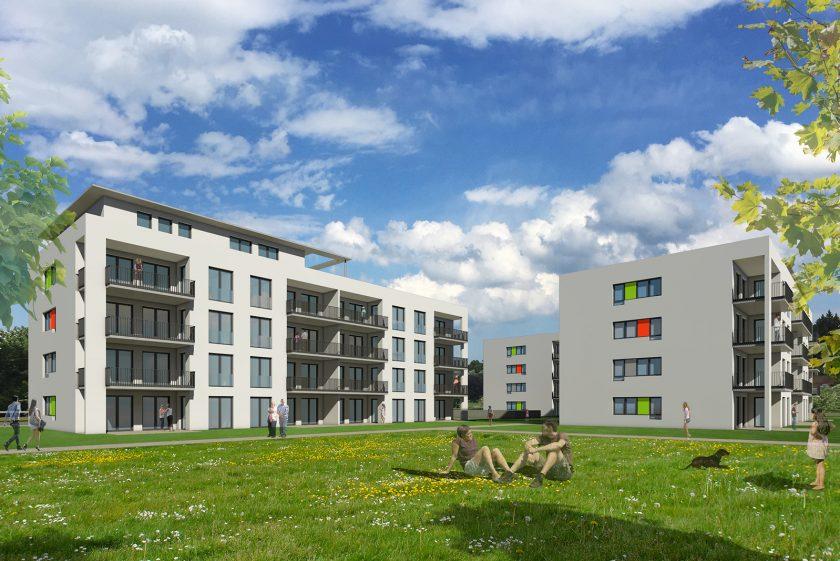 Wohnen am Neckarpark